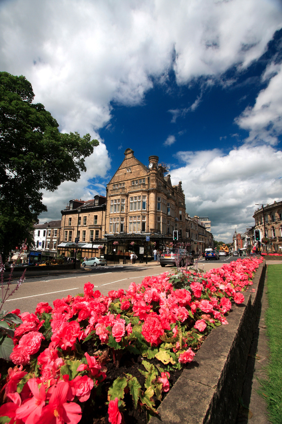 Harrogate Bettys Parliament Street