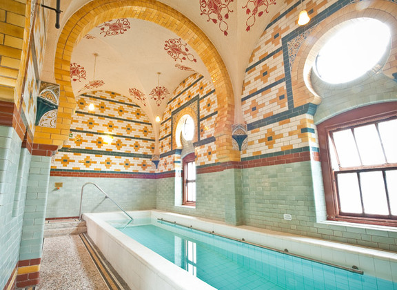 Turkish Baths Plunge Pool Harrogate