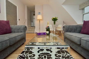 living room apartment harrogate