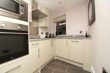kitchen apartment harrogate