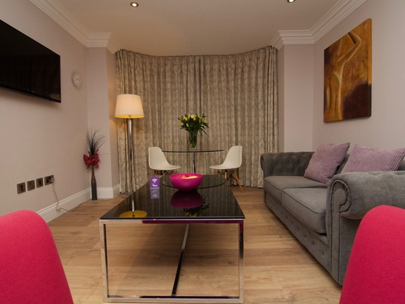 Executive one bedroom apartments to rent in Harrogate town centre north yorkshire hotel alternative