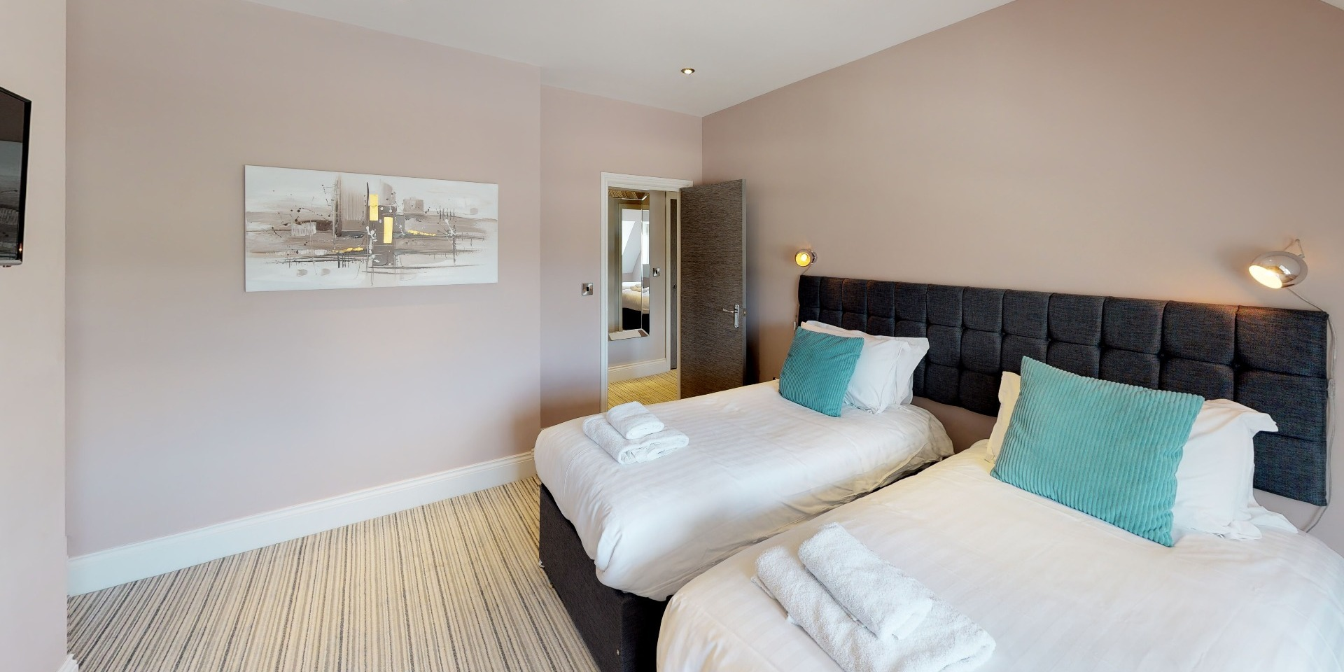 Harrogate accommodation short term vacation home