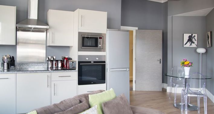 Harrogate One Bedroom Apartment