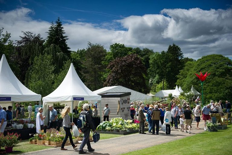 Harlow Carr's next Flower Show will be held from 21 - 23 June 2019