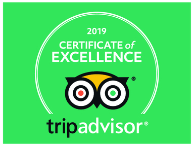 tripadvisor certificate of excellence 2019 Harrogate Lifestyle Apartments