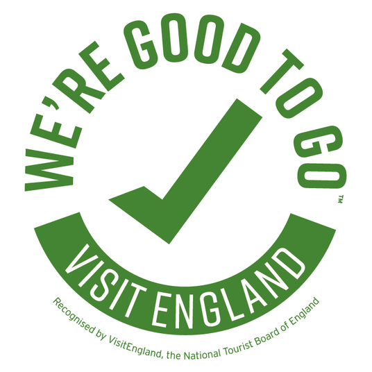 We're Good To Go Visit England Certified Harrogate Lifestyle Apartments